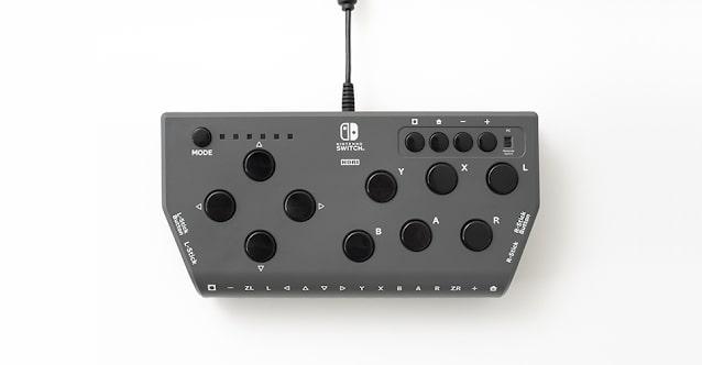 controle de Nintendo Switch para PCDs